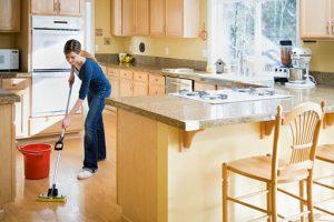 Como limpar a cozinha rapido e corretamente Casa e Jardim Melhorias para a Casa  limpeza cozinha