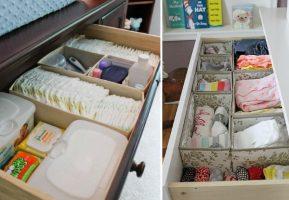 Fique atento à organização da casa para o bebê Berçário e Sala de Jogos Casa e Jardim  organizar organização