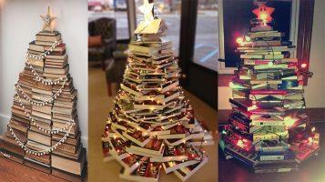 Estantes de livros como decoração - veja a respeito